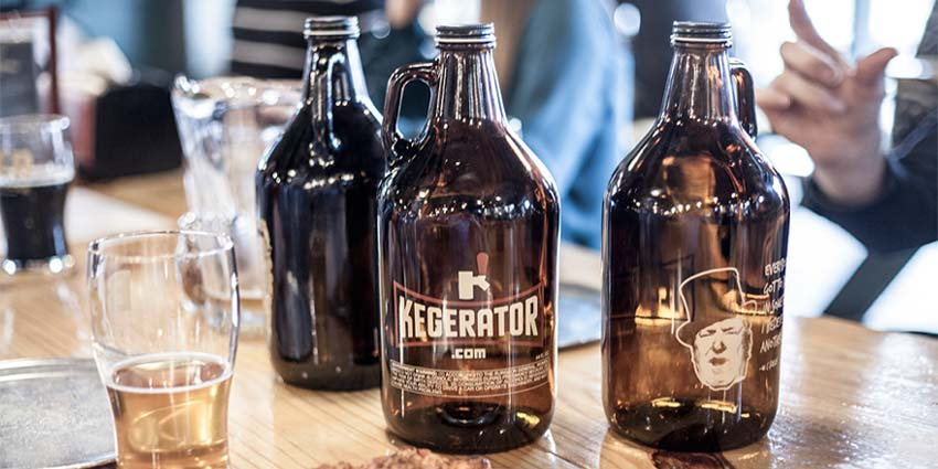 how long can you keep beer in a growler